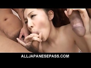 Office sexretary rina koizumi taken out for more than dinner