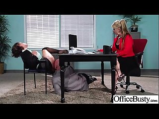 Slut girl krissy lynn with big boobs in office get nailed clip 22