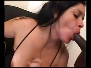 White hedonist wife gets distroid by two black dicks 99dates