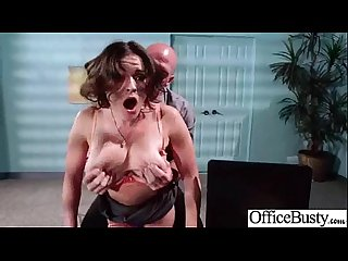 Intercorse In Office With Slut Naughty Big Round Boobs Girl (krissy lynn) video-21
