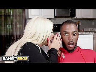 Bangbros brandi bae loves her father S hung black friends