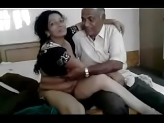 Indian desi bhabhi with neighbour
