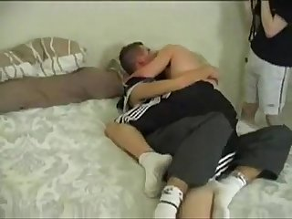 Young Chavs in hot fuck session