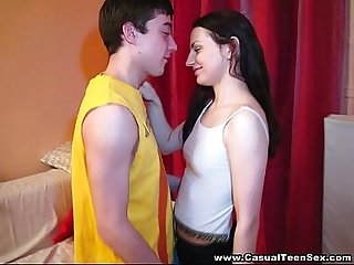 Casual Teen Sex - Welcome to college, slut Lisa Musa teen-porn