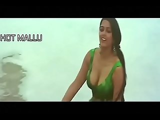 Charmi Hot boobs showing cleavage Hot