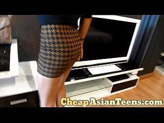 Picking Up Filippina Girl in Hotel Lobby Part 1/3 - CheapAsianTeens.com