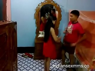 Newly Married Bangla Couple Fucking At Night - Homemade Couple Sex With Bangla Audio