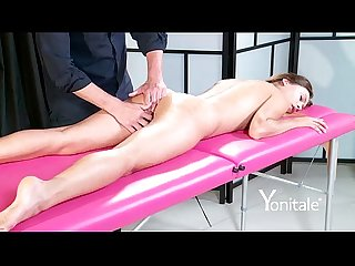 Yonitale: hot blonde Nikita Y has orgasms