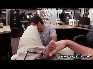 Straight men lured to gay sex Dude moans like a lady!