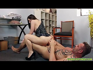 Bambi Brooks pussy fuck by Daddy doggystyle