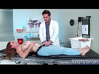 Hardcore Sex Act Between Doctor And Hot Slut Patient (Diamond Foxxx) mov-17