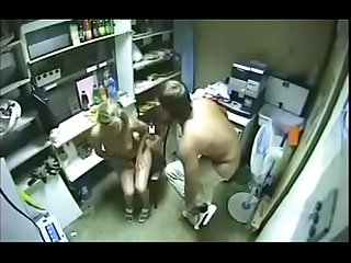 Randy Man Drops His Trousers And Has Sex With Motorbike In Full View Of Cctv Cameras