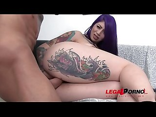 Fisting and anal fucking with thick colombian model Nury Forero SZ2214