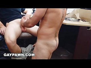 GAY PAWN - Straight Guy Goes Gay For Pay Because He Desperately Needs Money