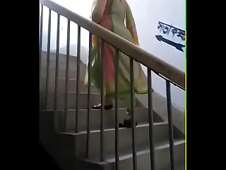 Punjabi Bhabhi Lovely big Ass latest hot