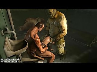 Best Animated Porn Compilation - Monster Edition..