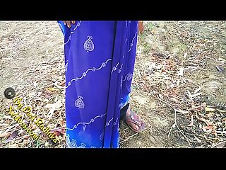 Indian Village Lady With Natural Hairy Pussy Outdoor Sex Desi Radhika