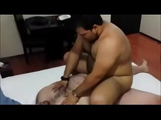 video.beefymuscle.com - Muscle stud fucked by mega pig [tags: muscle..